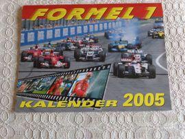 Bild 4 - Kalender Michael Schumacher Ferrari Formel - Hamburg Eidelstedt