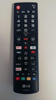 Fernbedienung für LG Fernseher