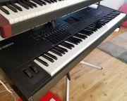 Keybord Yamaha Motif XF8 TOP