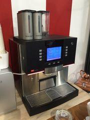 Kaffeevollautomat Melitta bar cube2