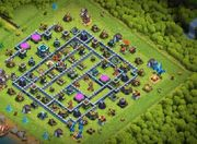 Clash of clans Maxed out