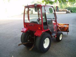 Traktoren, Landwirtschaftliche Fahrzeuge - Hako 2100DA Bj 2005 ca