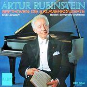 Schallplatten Arthur Rubinstein Beethoven - Die