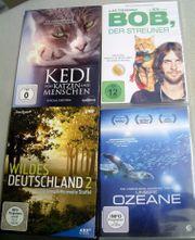 TIER und NATUR DVDs