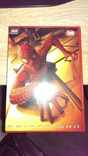 SPIDER-MAN 2002 DVD FSK12