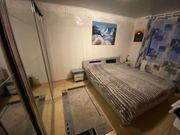 Schlafzimmer grau silber komplett