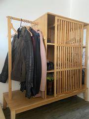 Garderobe Kleiderschrank