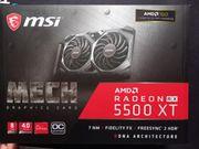 Grafikkarte MSI AMD Radeon RX