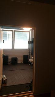Studioraum, Tonstudio-Raum,