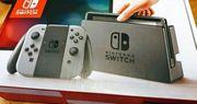 Nintendo Switch Nagel Neu
