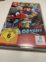Nintendo Switch Super-Mario Odyssey