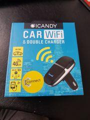 Car Wifi Hotspot im Auto
