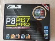 GAMER Mainboard ASUS P8P67 Pro
