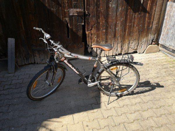 Bergamont Fahrrad Mountainbike für jugendliche