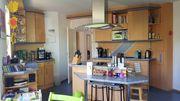 Einbauküche inkl Mittelinsel Abzugshaube Elektrogeräte