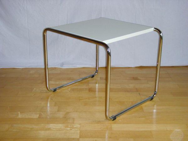 marcel breuer beistelltisch designermbel klassiker - Marcel Breuer Tisch
