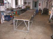 Rollentisch für Werkstatt