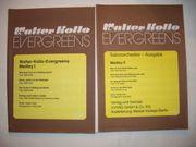 Walter Kollo Medleys-Salonorchesterausgabe