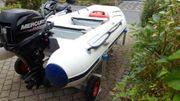 Schlauchboot Mercury 320 Air Deck