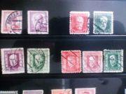 Briefmarken Tschechien
