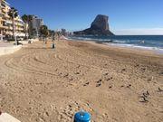 Spanien 800 m zum Meer