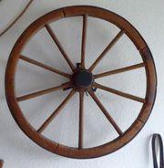 Wagenrad 75 cm Durchmesser mit