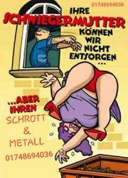 Schrott kostenlos Abholung NRW