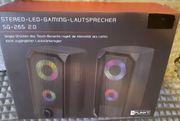 Stere9 LED Gaming Lautsprecher