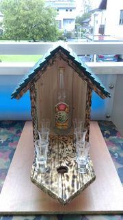 Vogelelhaus Minibar