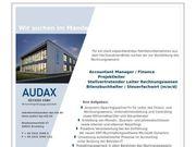 Accountant Manager Finance Projektleiter Stellvertretender