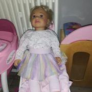 Zapf Puppe Sally mit Kleidung