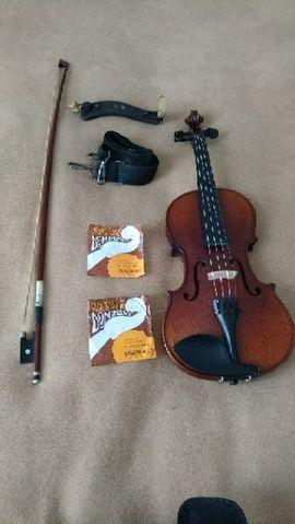 3 4 Violine-Geige Set Karl: Kleinanzeigen aus Nürnberg Mögeldorf - Rubrik Streich- und Zupfinstrumente