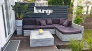 Garten Lounge Gartenmöbel Sitzgruppe selbst