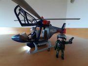 Playmobil Polizei Hubschrauber