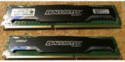 DDR-RAM Crucial DDR3 8GByte-Module