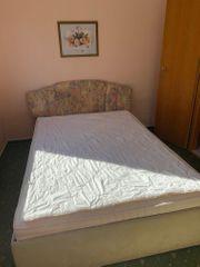 Romantisches Bett Markenhersteller RUF Lattenrost