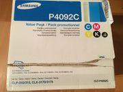 Original Toner Samsung CLT-P4092C NEU