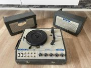 Vintage Califone-Plattenspieler 1155K