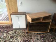 Diverse Möbelstücke zu verschenken