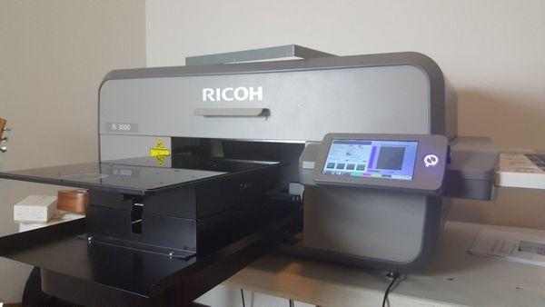 Anajet dtg printer Ricoh Ri