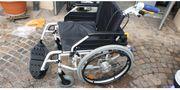 Rollstuhl elekt Schiebehilfe mit B