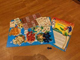 Gesellschaftsspiele - Die Siedler von Catan Junior