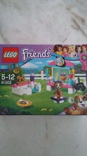 Lego friends Welpensalon