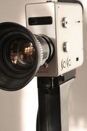 Braun Nizo S80 Super8 Kamera