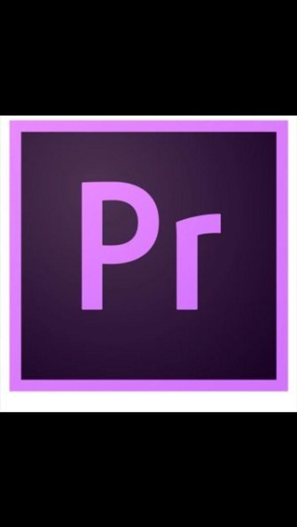 Adobe Premiere Pro 2020 Windows