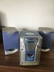 AIWA Compact Stereo System Modell