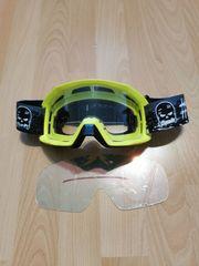 Scrape Gear Goggles MTB Schutzbrille