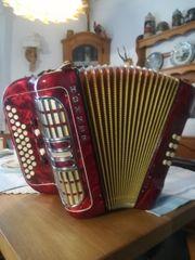 Ziehharmonika Hohner Club 3 M
