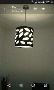 Verkaufe Hänge Lampe um 10