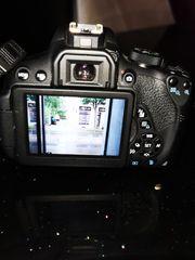 Canon 700D mit Kit OBJEKTIV